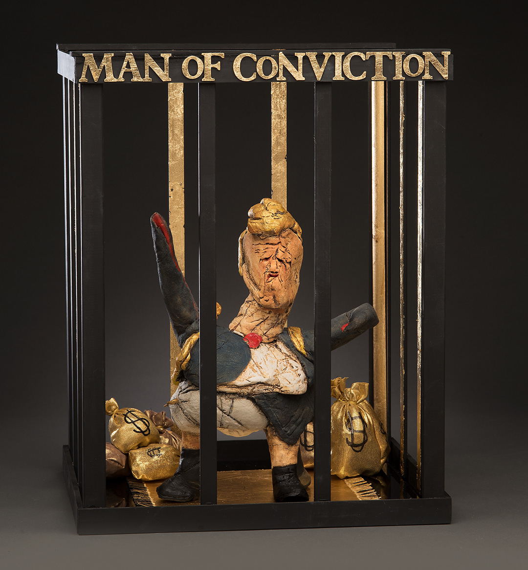 Man of Conviction